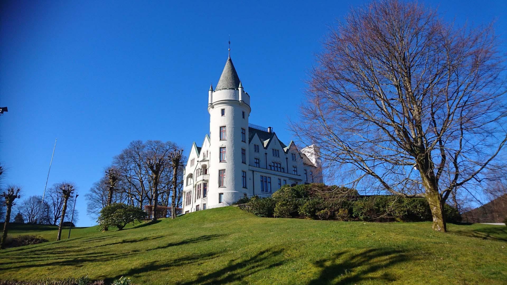 Gamlehaugen Museum