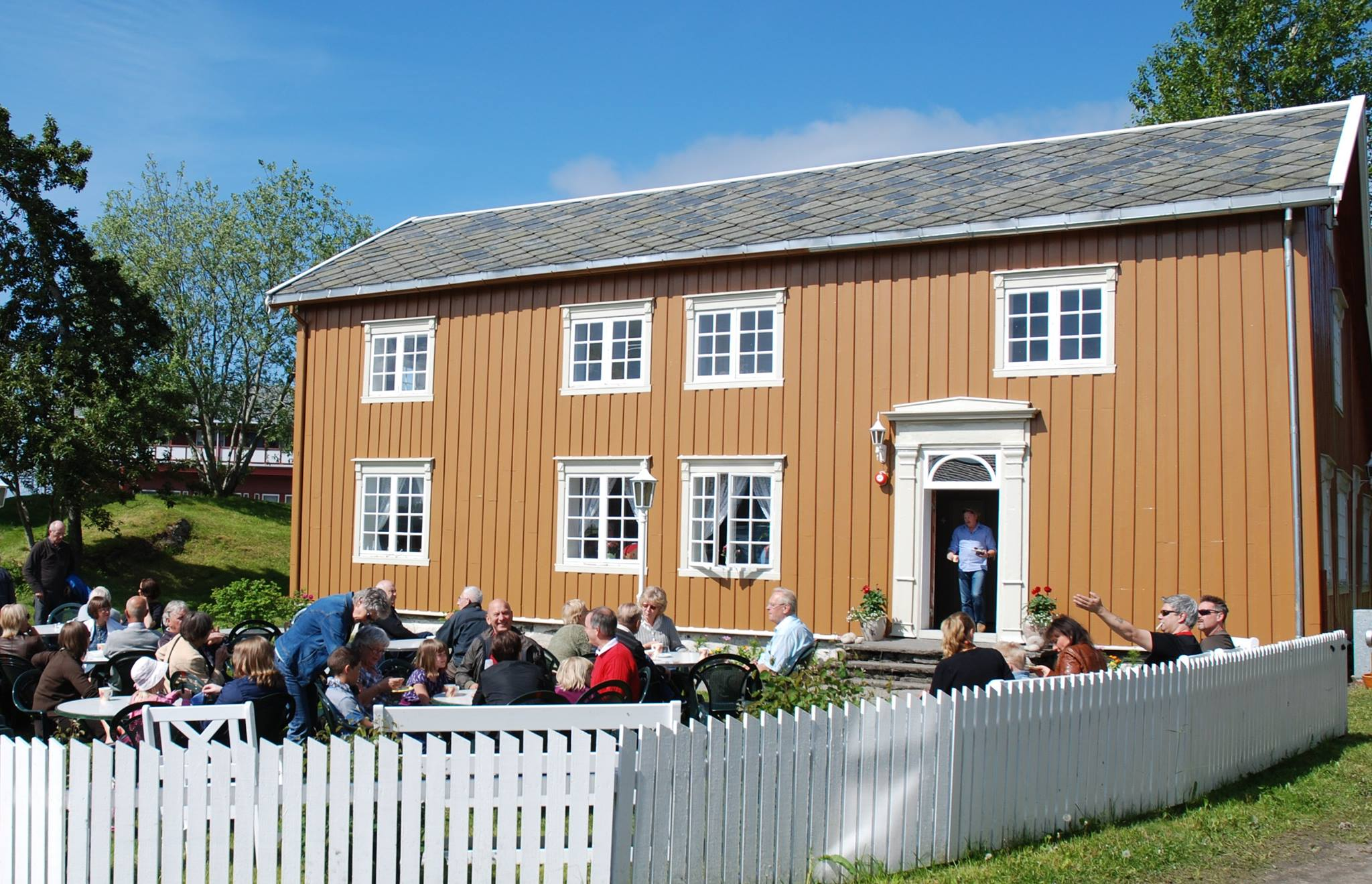 Ørnes Old Trading Post