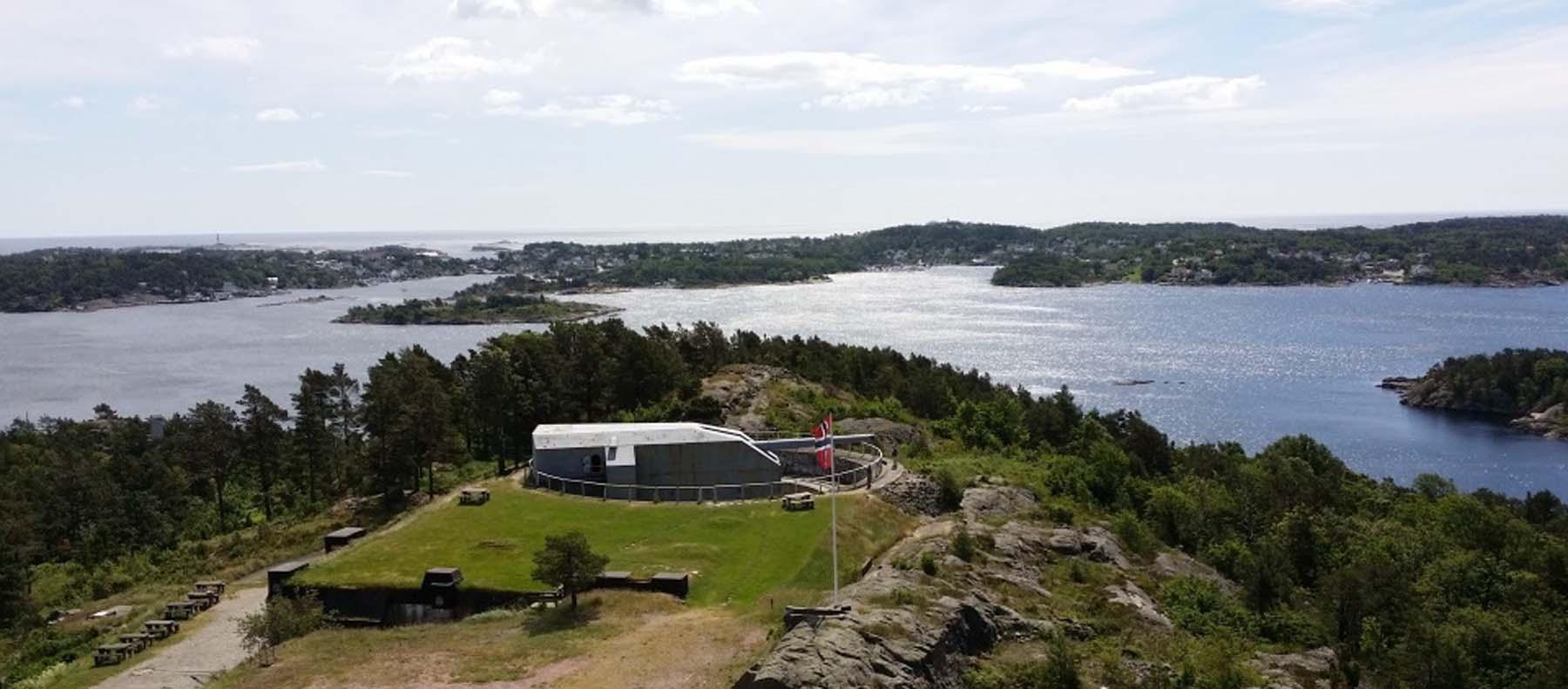Vest-Agder-museet : Kristiansand Kanonmuseum