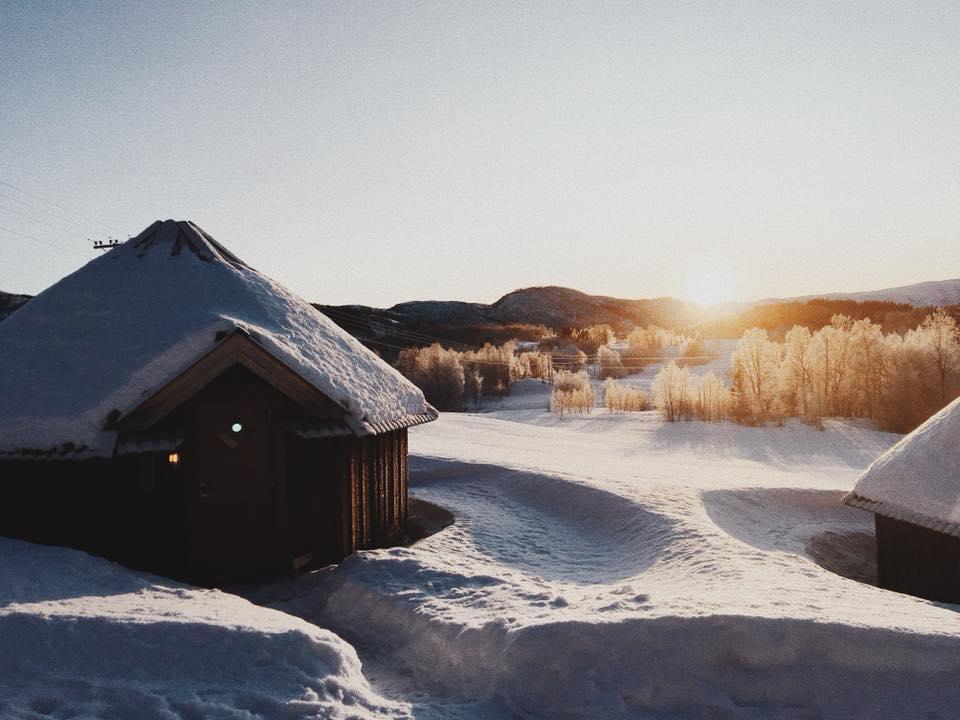 Arctic Cabins