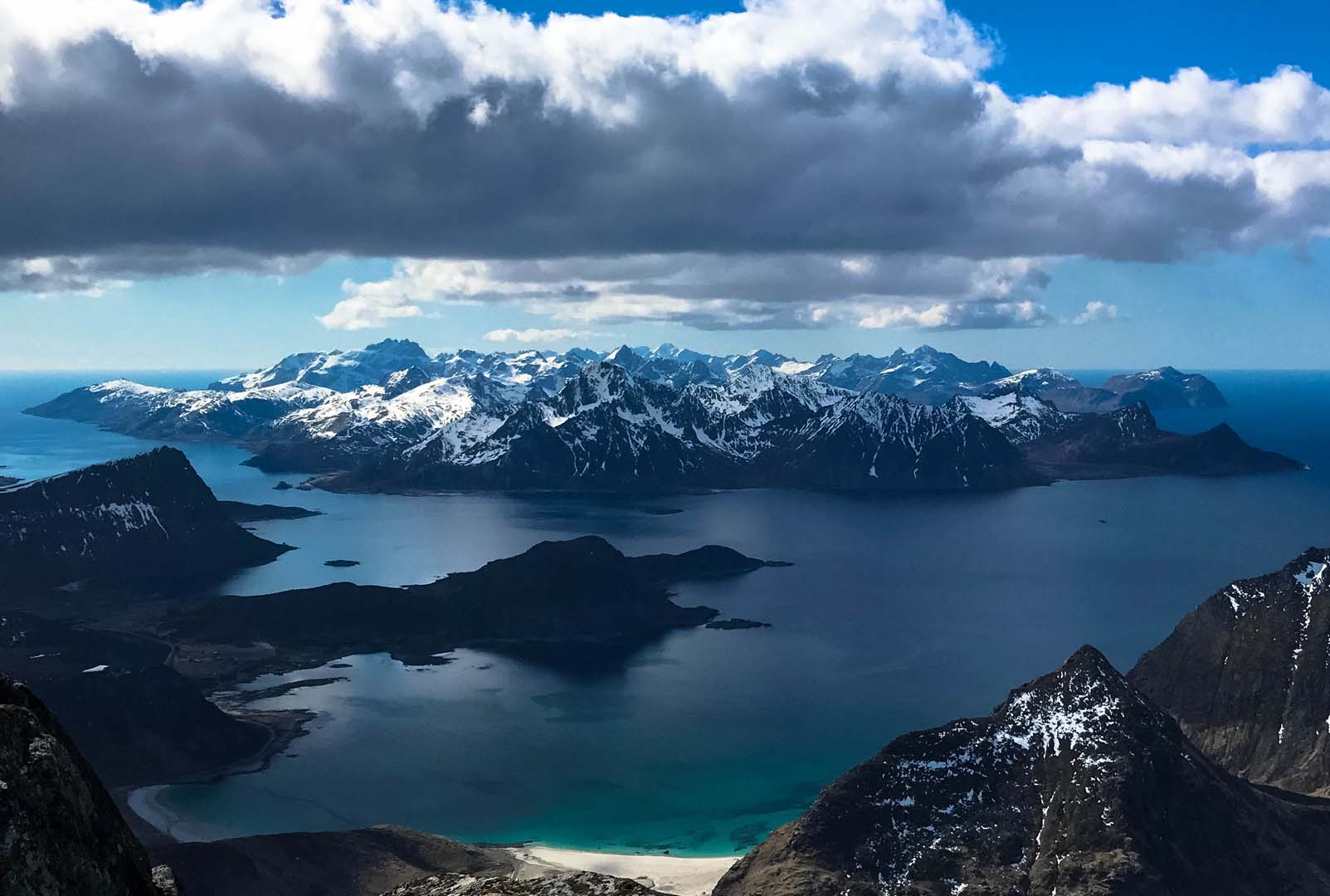 Native Adventures – Destination Lofoten