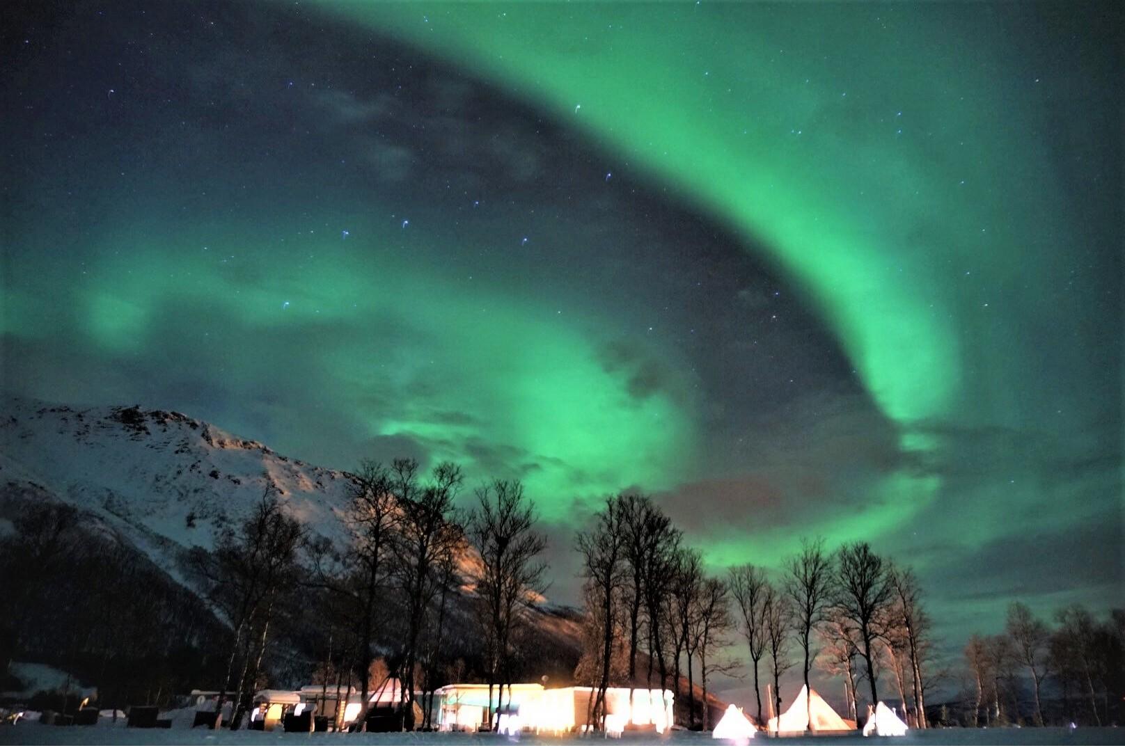 Aurora Alps