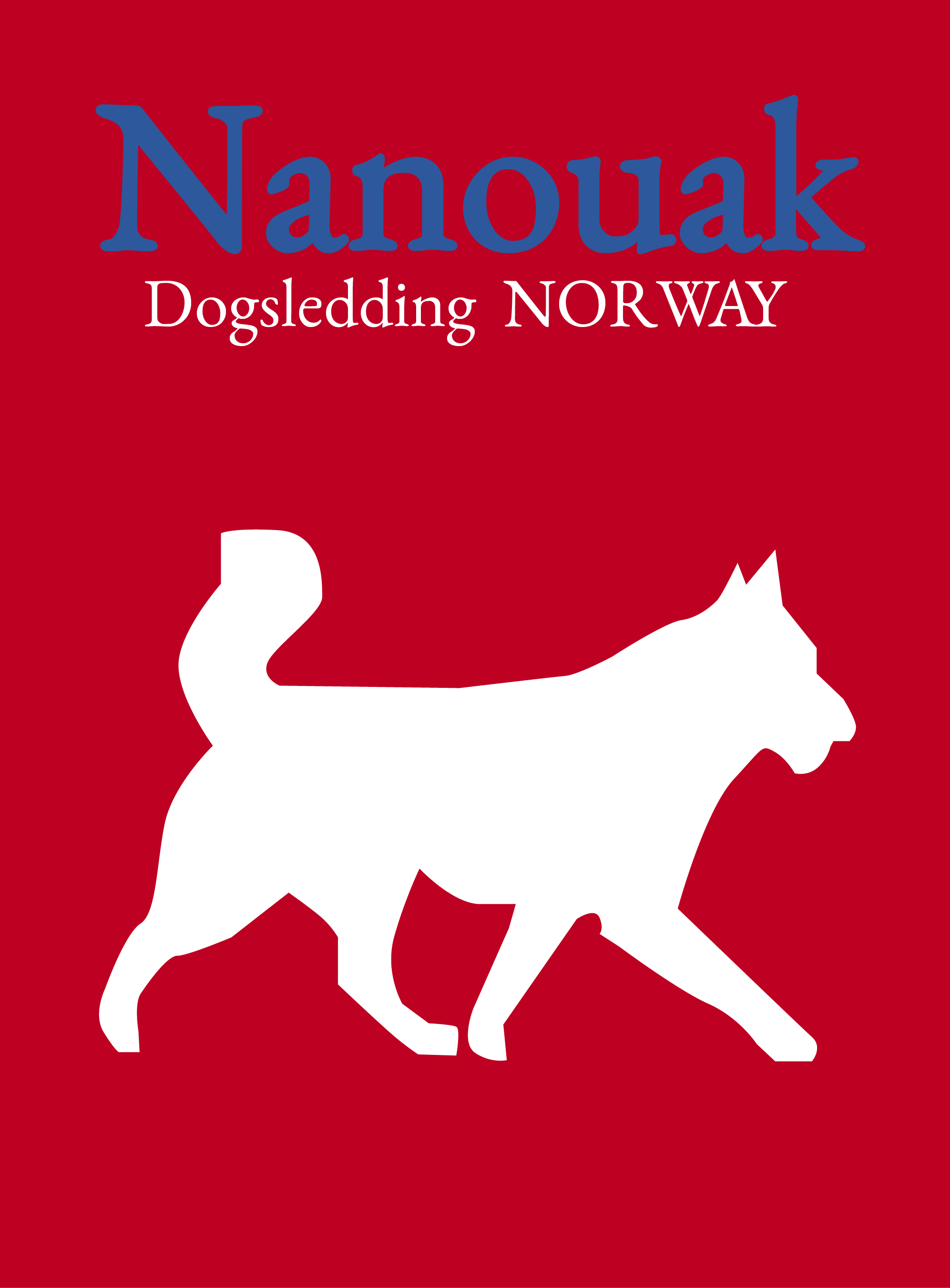 Nanouak Dogsledding Norway