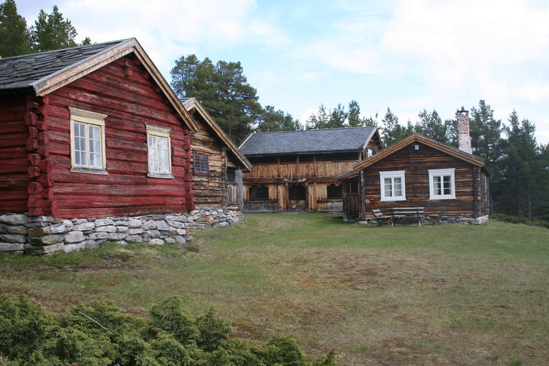Folldal Village Museum