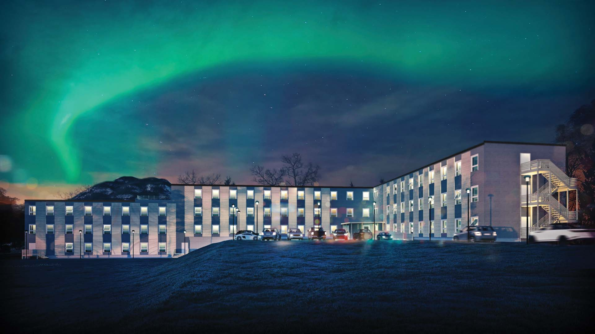 Sure Hotel Harstad / Narvik Airport