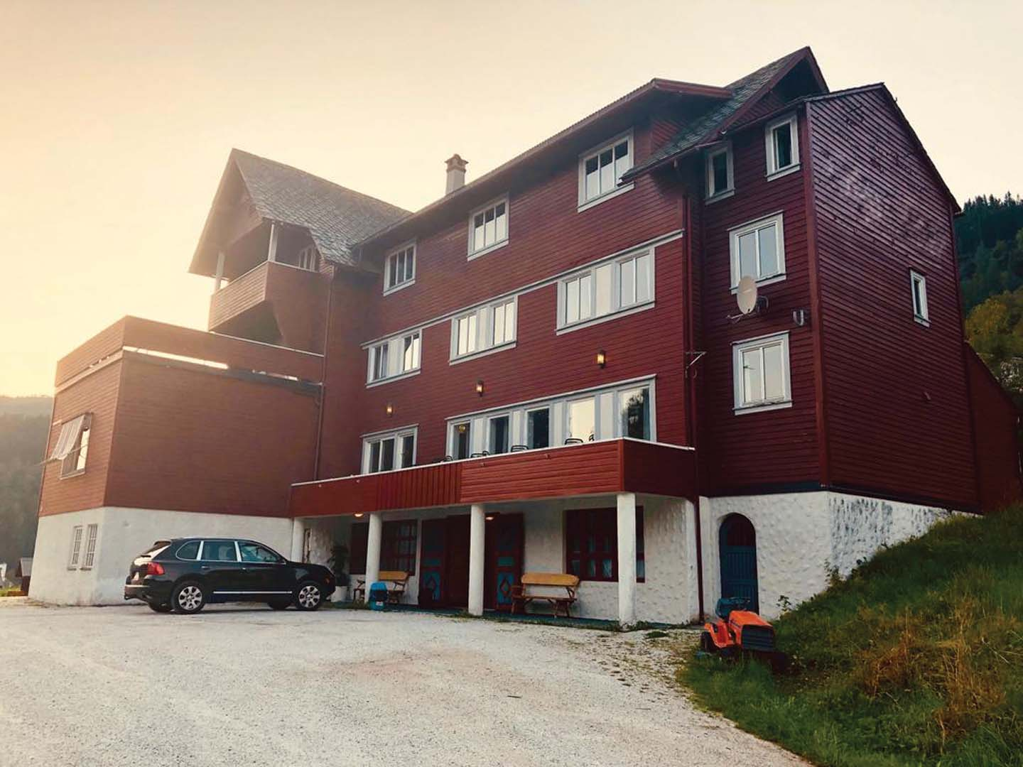 Voss Fjell Hotel