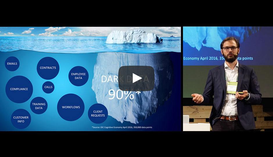 Vortrag Andreas Schmidt Jensen auf der solutions hamburg