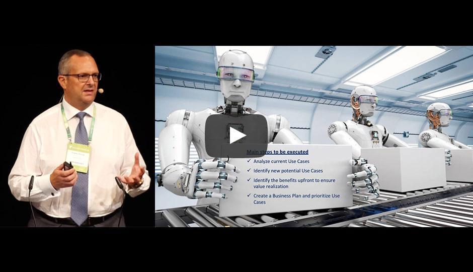 Vortrag Loop AI auf der solutions hamburg 2018