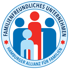 Logo Hamburger Familiensiegel