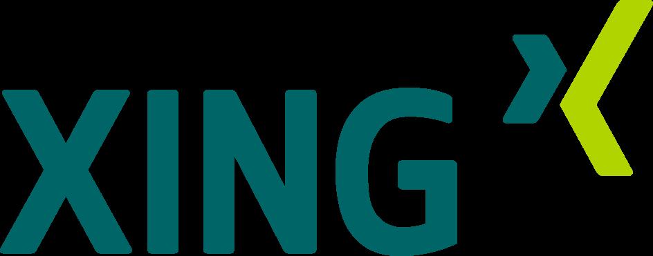 Logo Verlinkung zu  XING