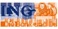 Logo unseres Messaging-Kunden ING aus dem Bereich Finanzwesen