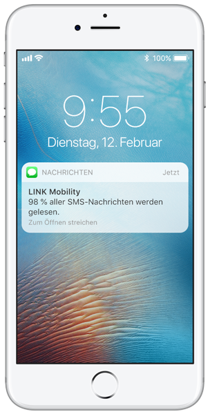 Business SMS: Der Kanal mit der größten Reichweite