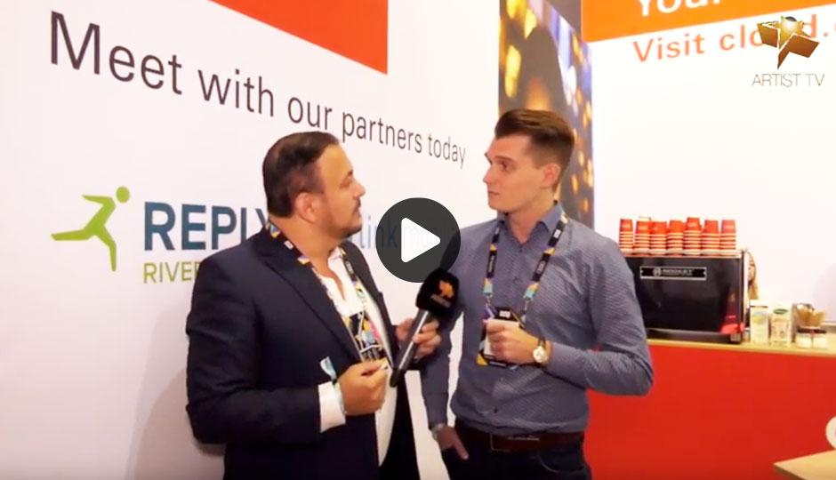 Videointerview Bastian Lopez auf der OMR 2019