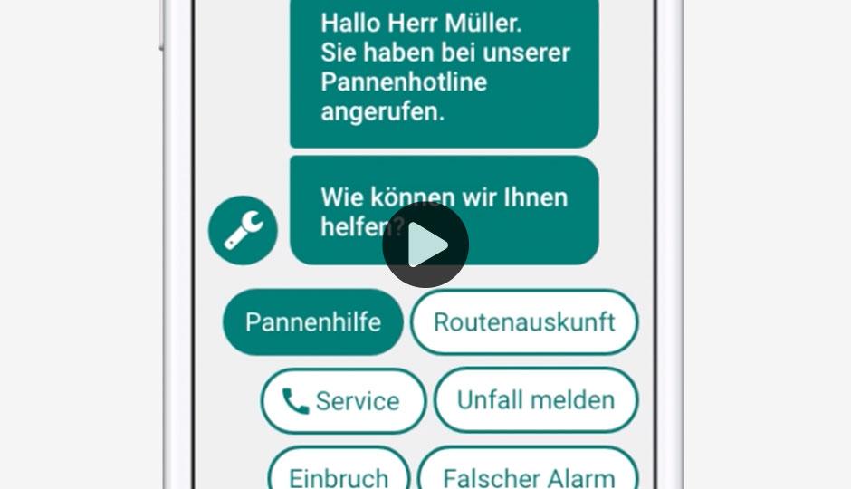 Erklärendes Video zum Produkt LINK Conversations von LINK Mobility