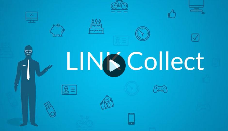 Erklärendes Video zum Produkt LINK Collect von LINK Mobility
