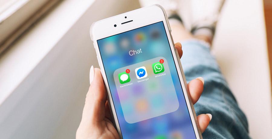 Chatbot-Versand mit LINK Conversations
