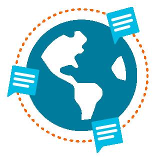 Nachrichten umkreisen die Weltkugel, Testnetzwerk REMOTE365