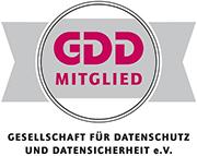 GDD Logo - Gesellschaft für Datensicherheit und Datenschutz