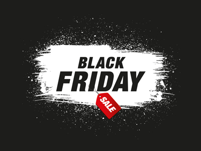 Black Friday 2019 Logo