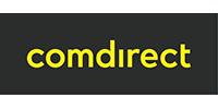 Logo unseres Messaging-Kunden comdirect aus dem Bereich Finanzwesen