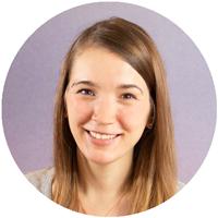 Ansprechpartnerin für Jobs bei LINK Mobility: Lydia