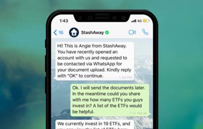 Optimierte Kommunikation mit WhatsApp Business API
