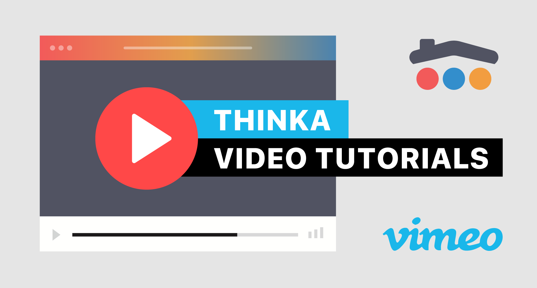 Thinka tutorial banner