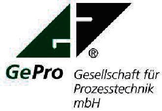GePro Gesellschaft für Prozeßtechnik mbH Thinka KNX