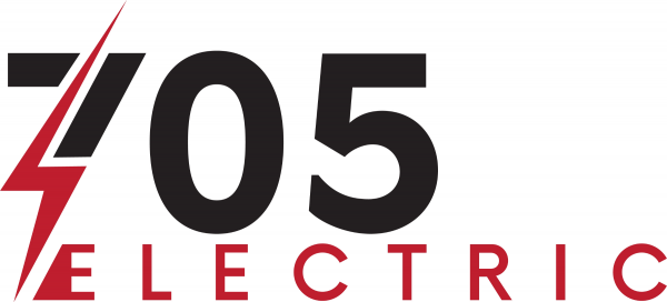 705 electric logo