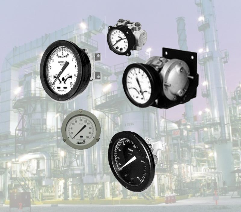Differential Pressure Instruments