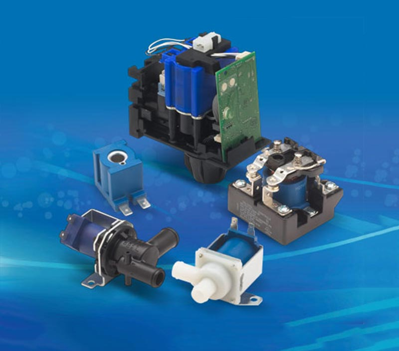 In-Line Hydraulic & Pneumatic Valves