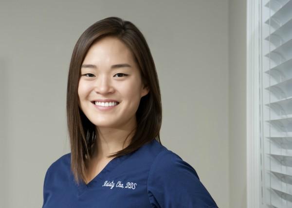 Headshot of Dr. Kristy Cho