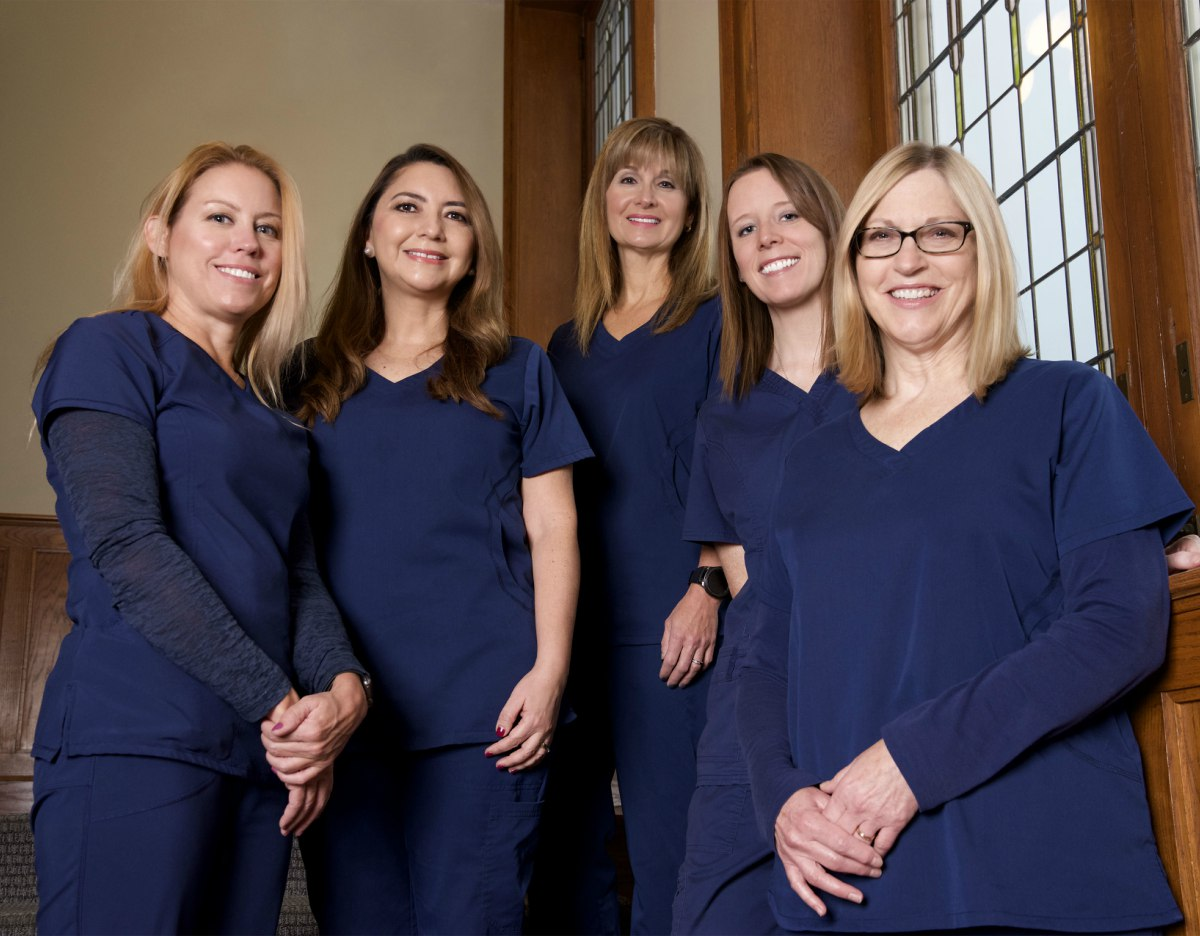Staff at Wesley C. Wise DDS & Assoc, LTD