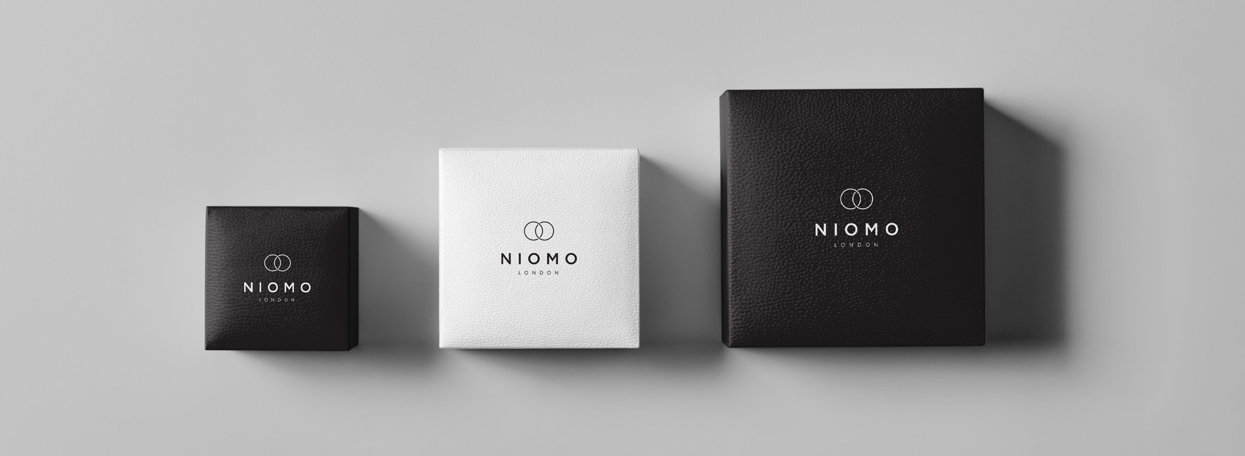 Niomo: branded jewelry boxes