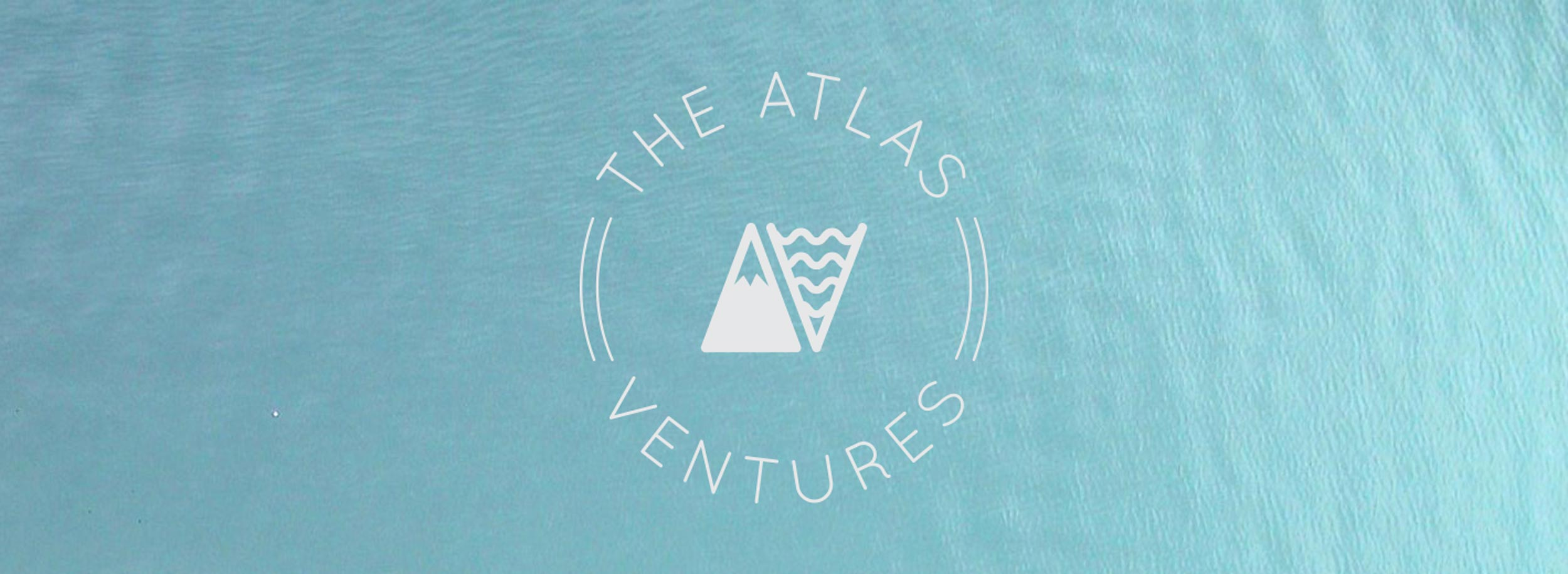 The logo for Atlas Ventures is inspiring and full of energy: it's all about fighting challenges and exceeding expectations. © LET'S PANDA
