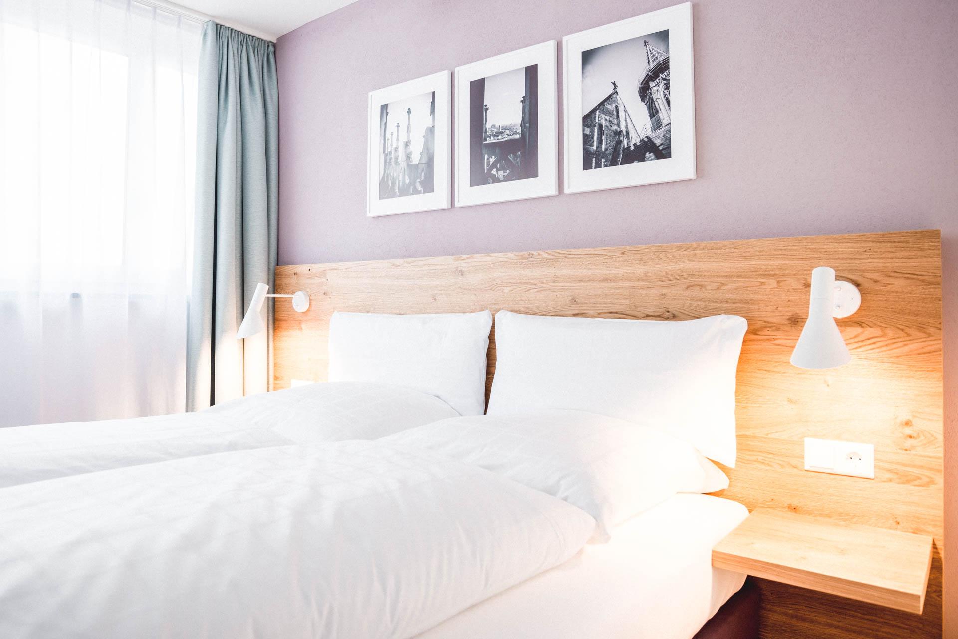Ulmer Münster Hotel Comfort Room