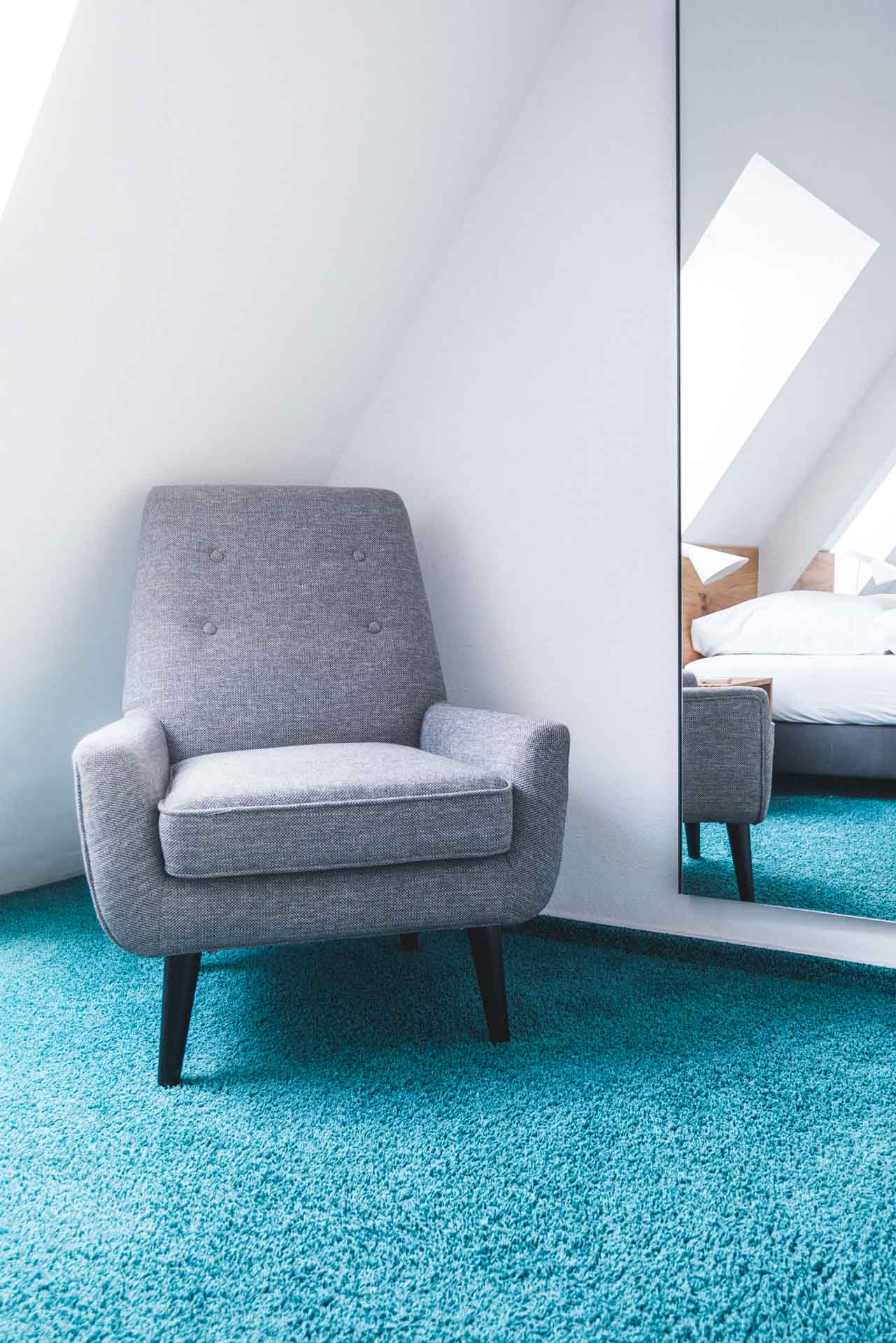 Ulmer Münster Hotel Room