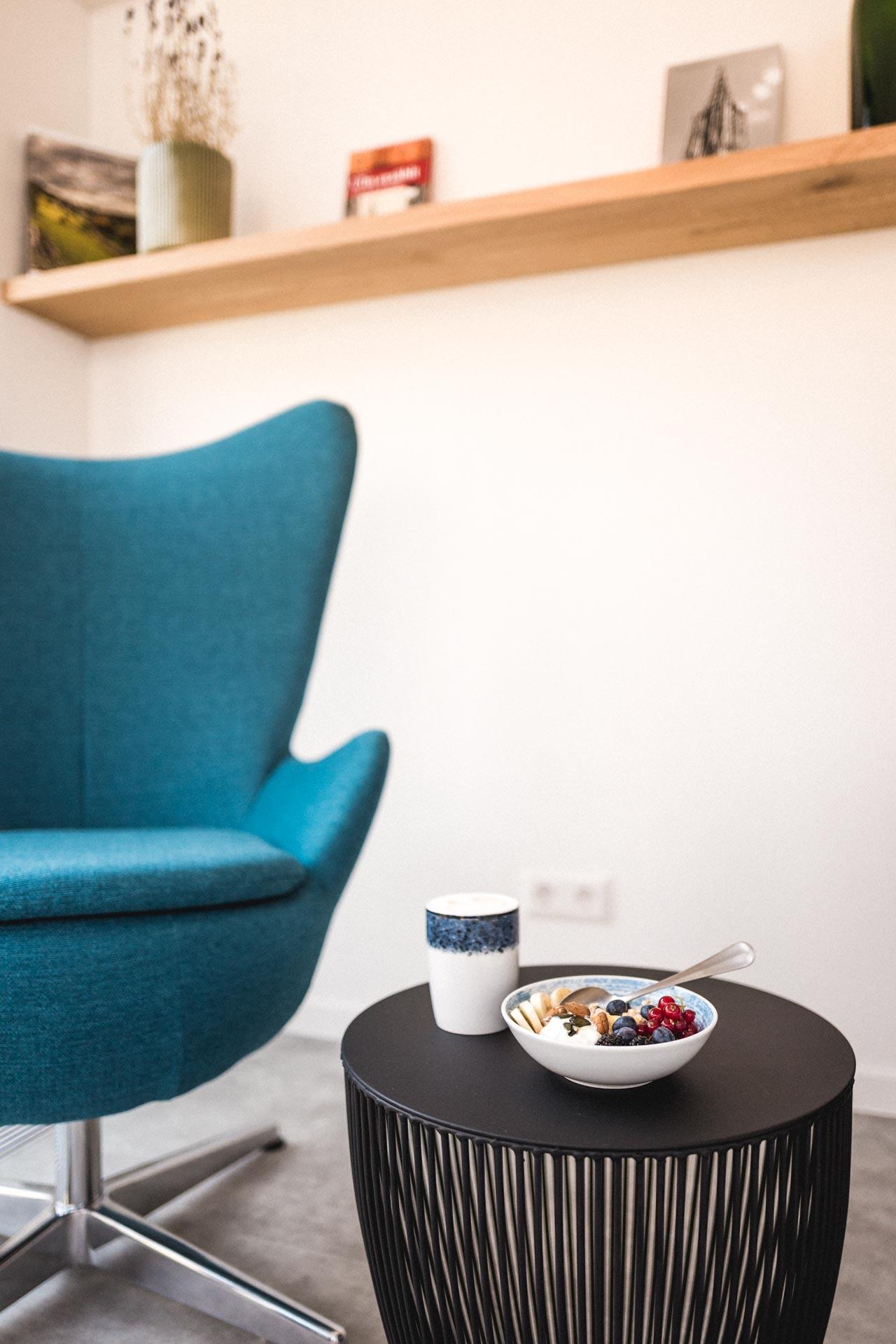 Ulmer Münster Hotel Lounge