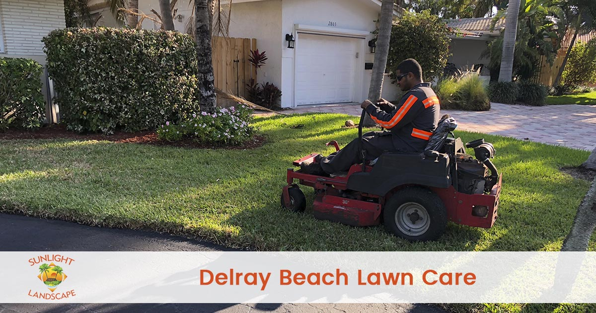 Delray Beach Lawn Care Company