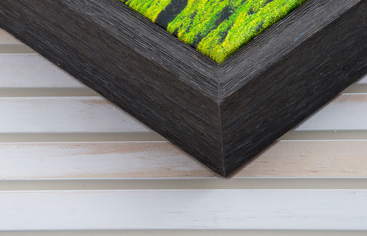 Charcoal Frame