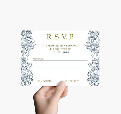 RSVP Cards button image