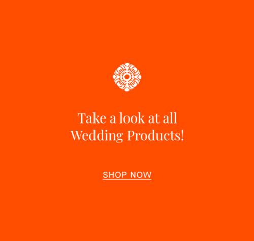 Wedding products image