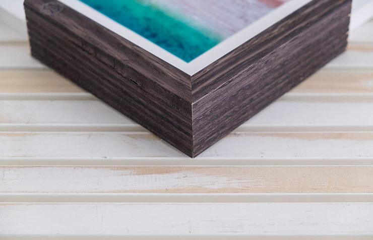 Deep set frames 9