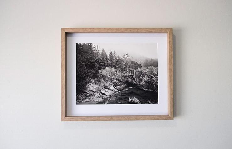 Deep set frames 2
