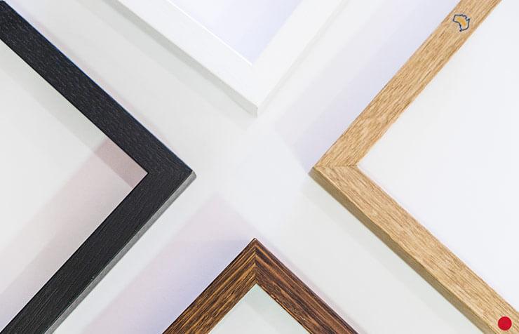 Deep set frames 3