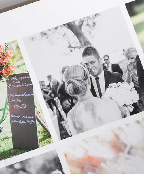 Wedding Albums button image