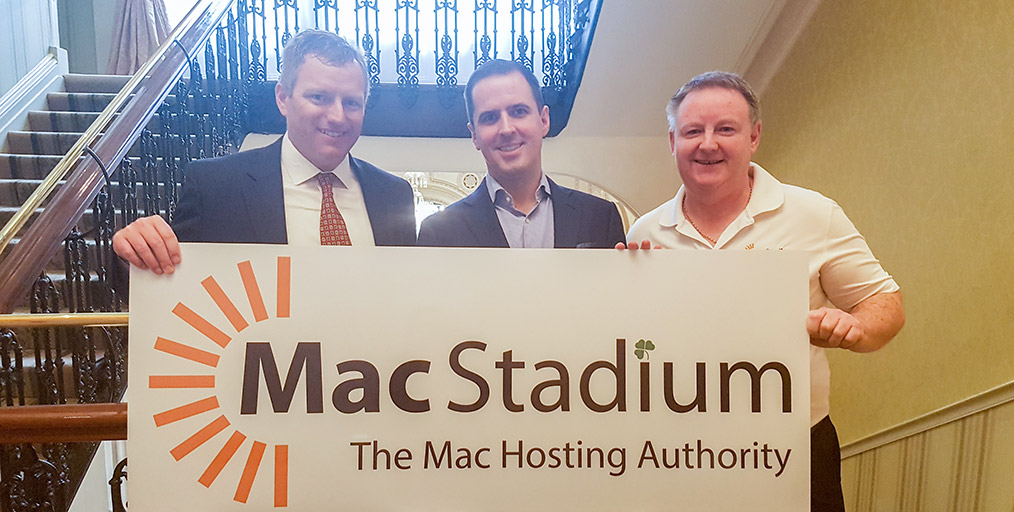 MacStadium Team in Ireland