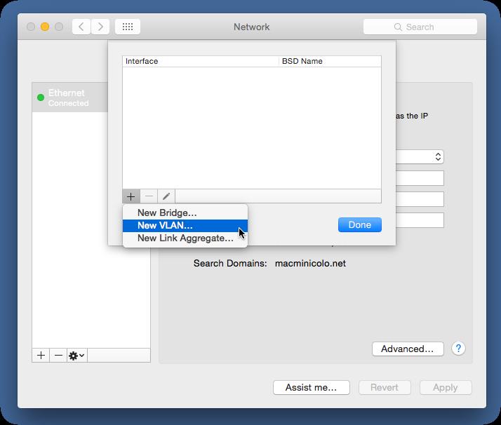 Setup vpn server mac sierra