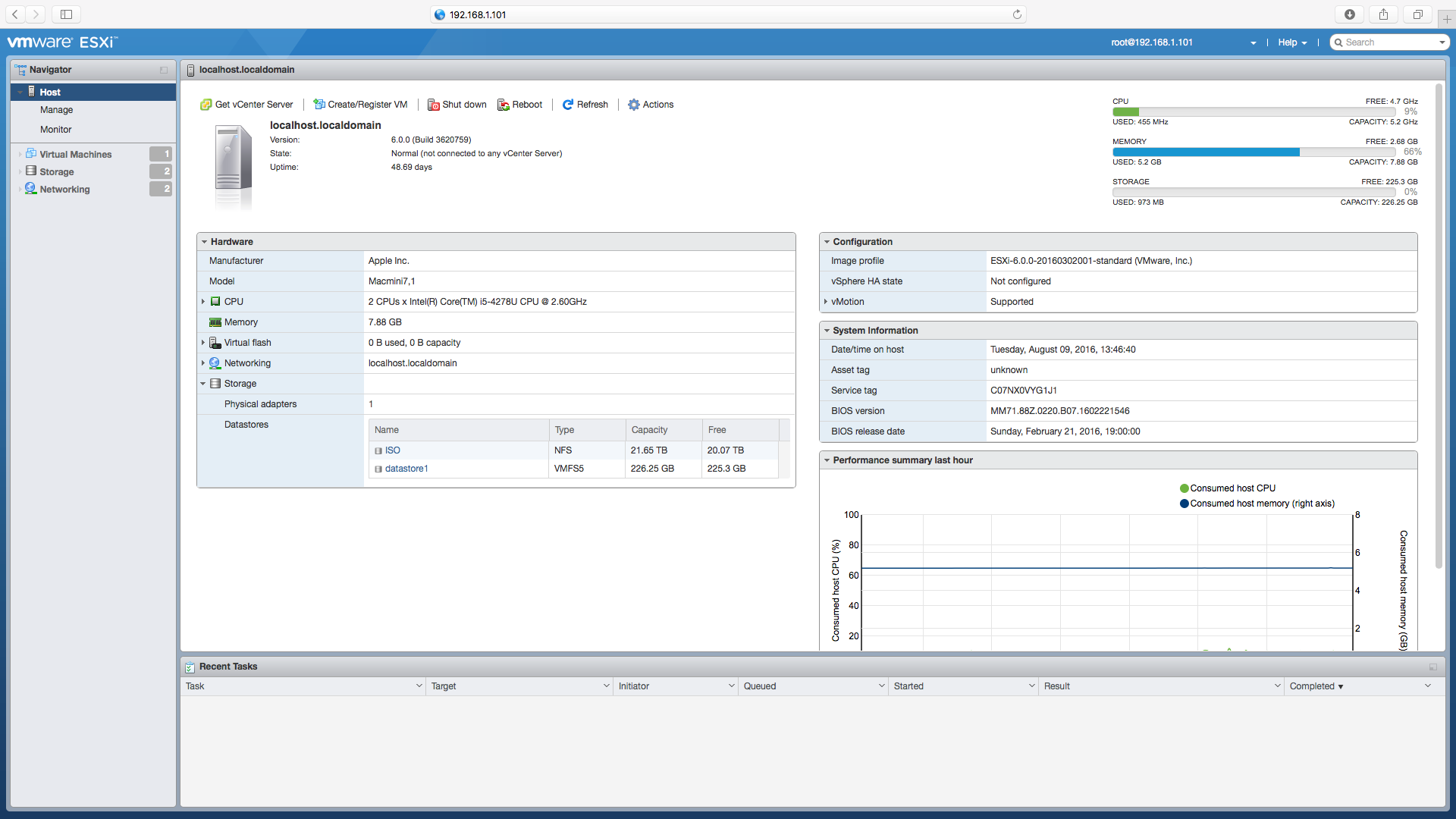 How to Enable SSH in the VMware ESXi Embedded Host Client