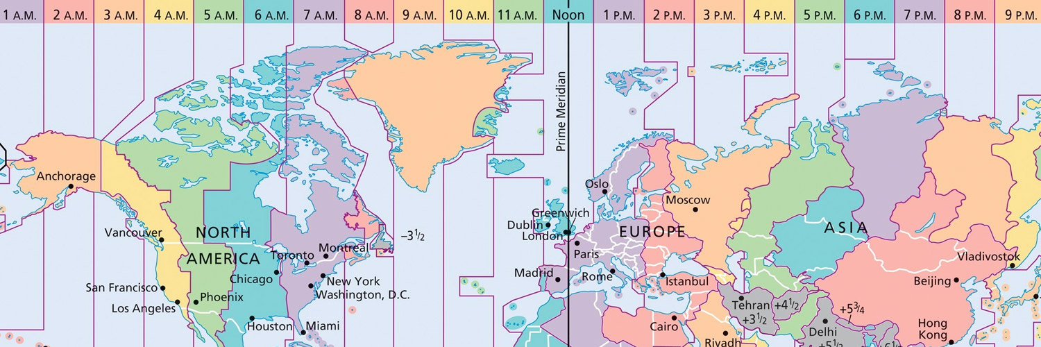 Explaining Time Zones and Best Practices for Configuring